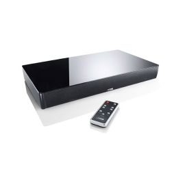 Canton DM60 2.1 Virtual Surround Sound Soundbase Black Glass with Bluetooth