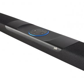 Polk Command Bar Home Theatre Sound Bar System with Amazon Alexa Built-in