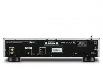 Denon DCD720AE CD Player Connections