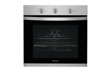 Indesit KFW3543HIXUK Aria Electric Single Built-in Oven