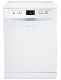 Hotpoint FDFET33121P 12 Place Dishwasher in White