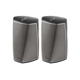 Denon HEOS 1 HS2 Duo Pack - Black Wireless Multiroom Speakers