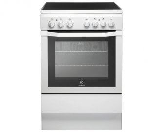 Indesit I6VV2AW Electric Single Oven Cooker