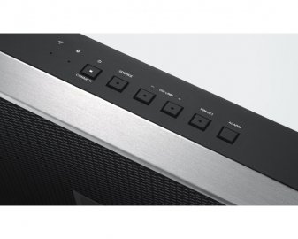 Yamaha ISX-80 Restio Desktop Audio System in Black with MusicCast