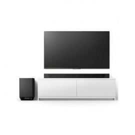 Sony HTST5000CEK 7.1.2 Dolby Atmos Soundbar with wifi and bluetooth technology  - lifestyle