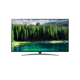 LG 65SM8600PLA 65 Inch LED HDR NanoCell 4K Ultra HD Smart TV with Freeview - front