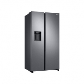 Samsung RS68N8220S9 American Style Fridge Freezer - Silver -profile