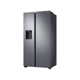 Samsung RS68N8220S9 American Style Fridge Freezer - Silver -profilereverse