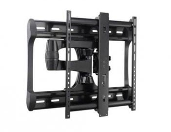 SANUS LF228 Full-Motion Wall Mount for 37inch– 65inch Screens, extends 28inch