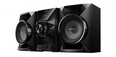 Sony MHC-ECL77BT Hi-Fi System with NFC and Bluetooth