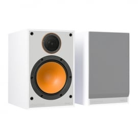 Monitor Audio Monitor 100 Bookshelf Speakers in White