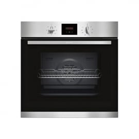 Neff B1GCC0AN0B Built-in Electric Single Oven Stainless Steel
