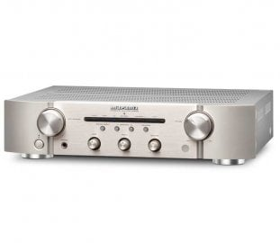 Marantz PM5005T1SG Integrated Amplifier In Silver Gold