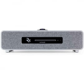 Ruark R5 High Fidelity Music System in Soft Grey Lacquer