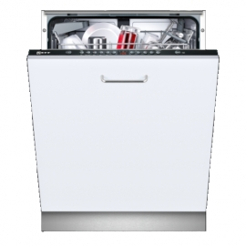 Neff S513G60X0G Integrated Dishwasher - Stainless Steel Interior Main Image