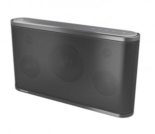 Panasnoic SC-ALL8EB-K All8 Wireless Walll Mountable Multiroom Speaker