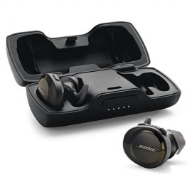 Bose SoundSport Free Truly Bluetooth Wireless Earbud Headphones Black