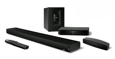 Bose SoundTouch 130 Home Cinema System in Black