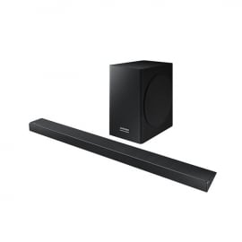 Samsung Harman Kardon HWQ80R 5.1.2 Wireless Cinematic Sound Bar with Dolby Atmos & Amazon Alexa 1