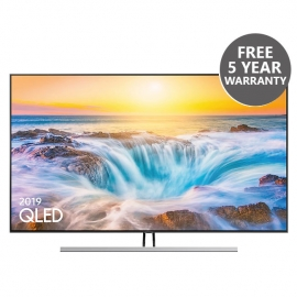 Samsung QE55Q85RATXXU 55 Inch Q85R QLED 4K Quantum HDR Smart TV with Bixby 1