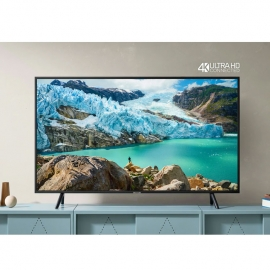 Samsung UE75RU7100KXXU 75 inch Smart 4K Ultra HD HDR LED TV with TVPlus 5