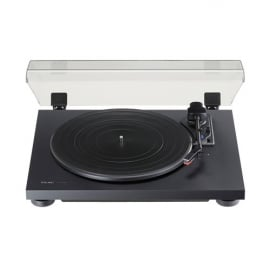 TEAC Bluetooth 3-speed Analog Turntable with Phono EQ In Black