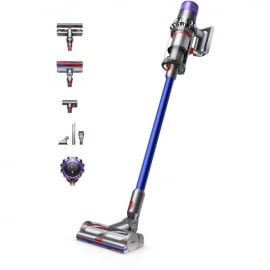 Dyson V11 Absolute Plus Cordless Vacuum Cleaner Nickel Blue upto 60 Mins Run Time