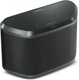 Yamaha WX-030 Wi-Fi Enabled Streaming Speaker with MusicCast in Black