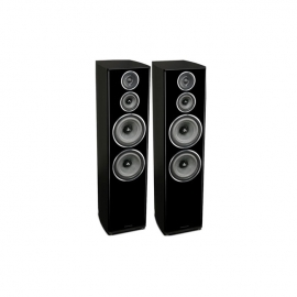 Wharfedale Diamond 11.5 Floorstanding Speakers (Pair) in Black