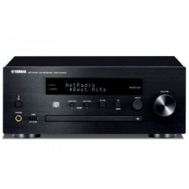 Yamaha CRXN470D Networked CD Receiver with DAB/FM radio and MusicCast