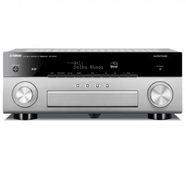 Yamaha RXA870 7.2 Channel Aventage Bluetooth AV Receiver with WiFi in Titanium