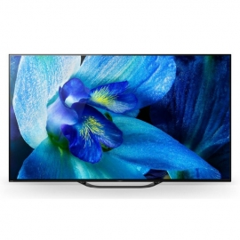 Sony BRAVIA KD55AG8 55 inch OLED 4K Ultra HD HDR Smart Android TV - front