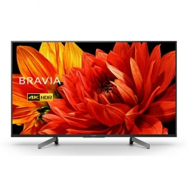 Sony 49 inch 4K Ultra HD HDR Smart LED Android TV - front