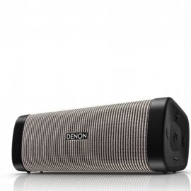 Denon DSB250BT Envaya Bluetooth Speaker in Black Grey