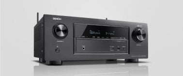 Denon AVRX2400H 7.2 Channel AV Surround Receiver with WiFi and Heos