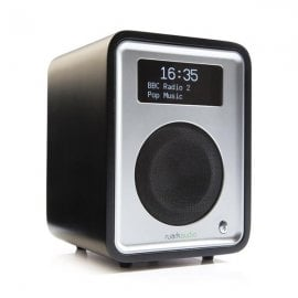 Ruark R1 MK3 Deluxe table top radio with Bluetooth in Black