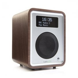 Ruark R1 MK3 Deluxe table top radio with Bluetooth in Walnut