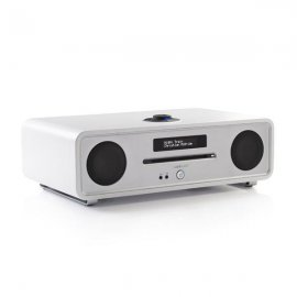 Ruark R4 MK3 Integrated Music System in White