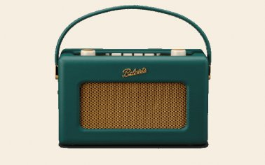 Roberts 'Revival' DAB DAB+ FM RDS Digital Radio Windsor Green Limited Edition including Free Leather case