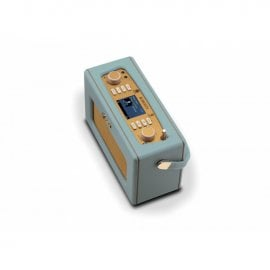 Roberts Revivals RD70 DAB+ DAB FM Radio with Bluetooth Duck Egg Blue