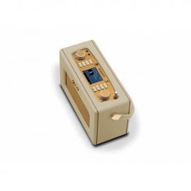 Roberts RD70 DAB+/DAB/FM Revival Radio with Bluetooth Pastel Cream top
