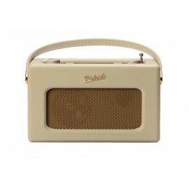 Roberts RD70 DAB+/DAB/FM Revival Radio with Bluetooth Pastel Cream