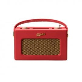 Roberts Revival RD70 DAB+ DAB FM Radio with Bluetooth in Classic Red