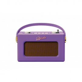 Roberts Revival-UNO DAB DAB+ FM Digital Radio with Alarm Purple Haze
